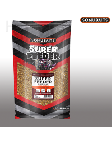 Sonubaits Sonubaits Super Feeder Original Groundbait 2kg