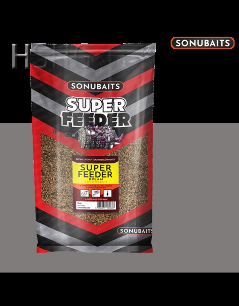 Sonubaits Sonubaits Super Feeder Bream Groundbait 2kg