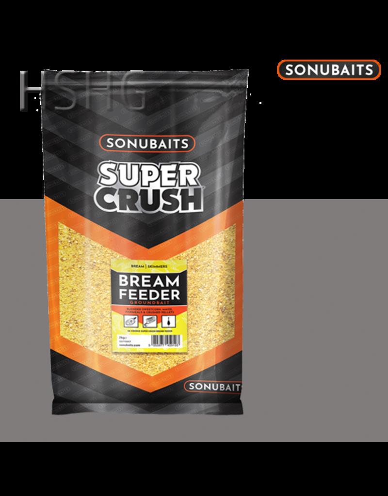 Sonubaits Sonubaits Breamfeeder 2kg voor alle soorten vis.