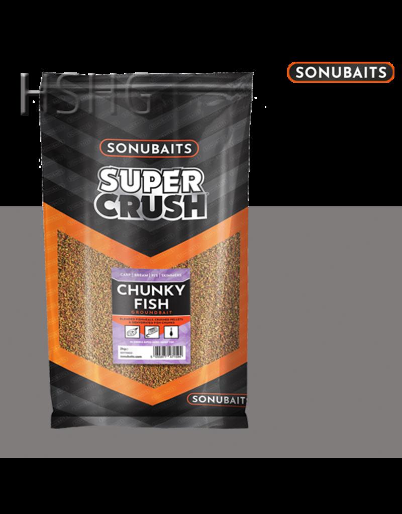Sonubaits Sonubaits  Chunky Fish 2kg