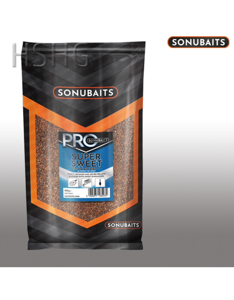 Sonubaits Sonubaits Pro Super Sweet Groundbait 900Gr.