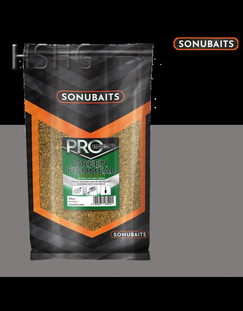 Sonubaits Sonubaits Pro Green Fishmeal Groundbait 900Gr.