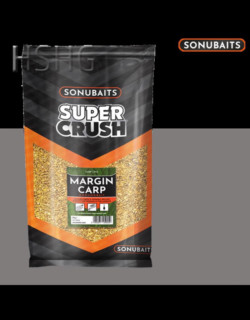 Sonubaits Sonubaits Super Crush Margin Carp Groundbait 2kg