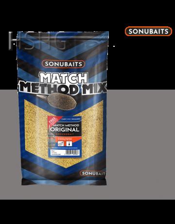 Sonubaits Sonubaits Match Method mix Dark Groundbait 2kg