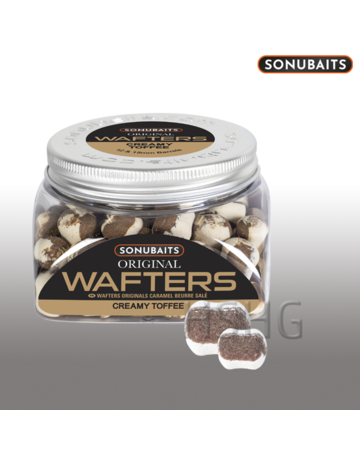 Sonubaits Sonubaits Wafters Creamy Toffee 12 & 15mm