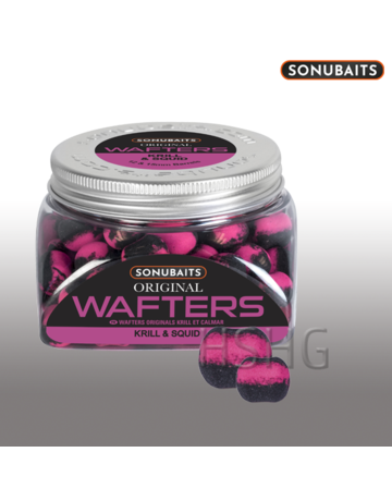 Sonubaits Sonubaits Wafters Krill & Squid 12 & 15mm