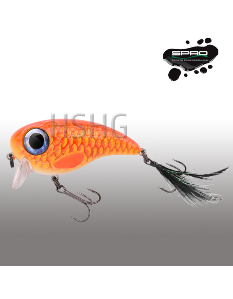 Spro Spro Fat Iris Gold Fish