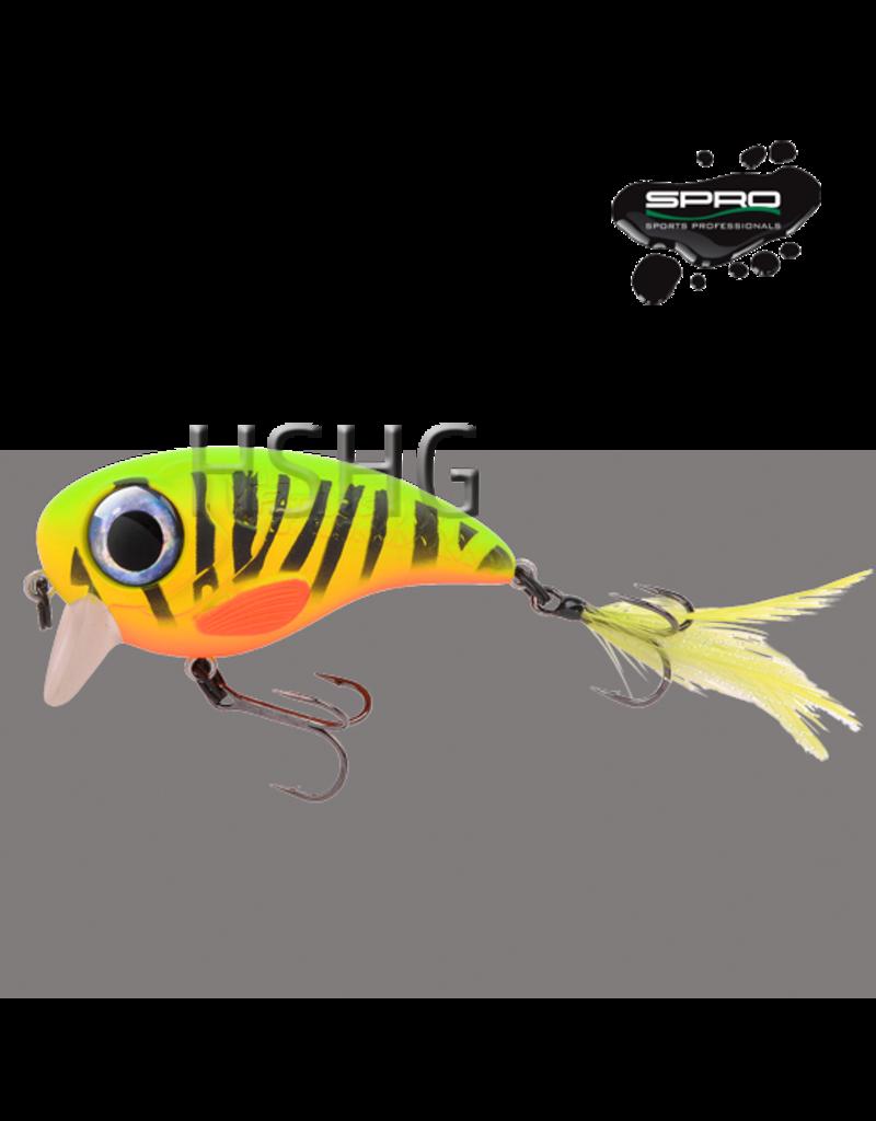 Spro Spro Fat Iris Fire Tiger