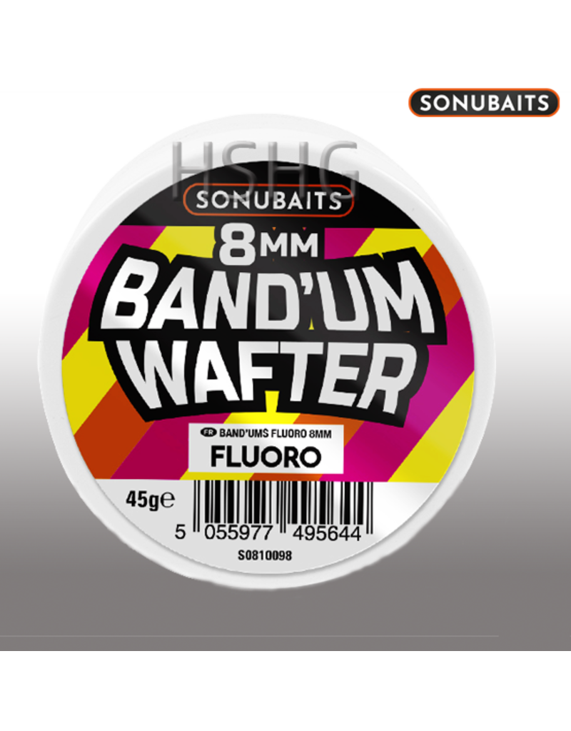 Sonubaits Sonubaits Bandum Wafters Fluoro