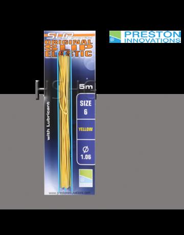 Preston Preston Original Slip Elastic Yellow