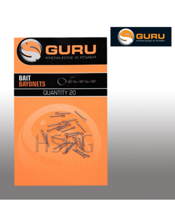 GURU Guru Bait Bayonets