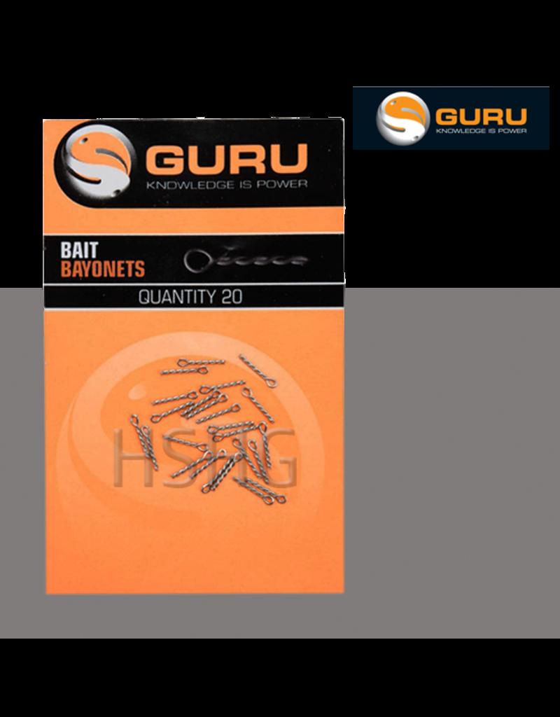 GURU Guru Bait Bayonets voor snel monteren van je boilie, wafter etc...