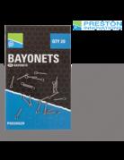 Preston innovations Preston Bait Bayonets voor het snel wisselen van haakaas.