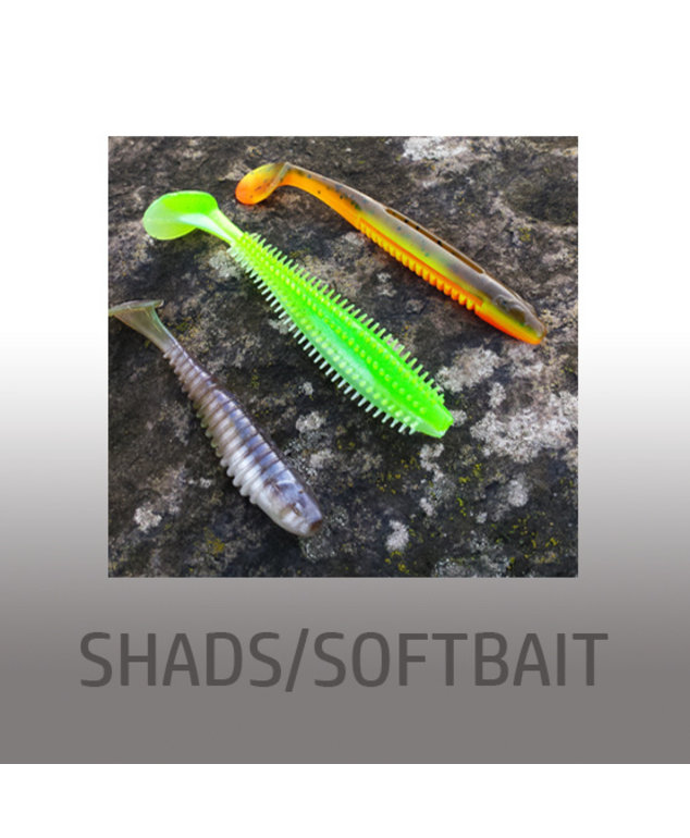 Shads / softbaits