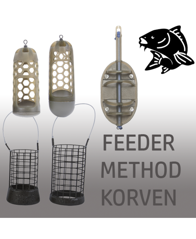 Feederkorven/ Methodkorven