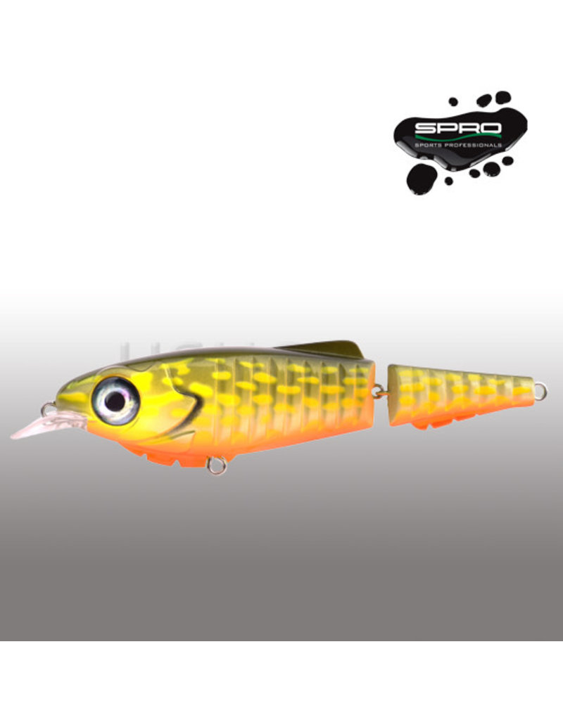Spro Spro Ripple Profighter Hot Pike