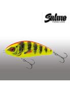 Salmo Salmo Fatso 10cm Floating Bright Perch