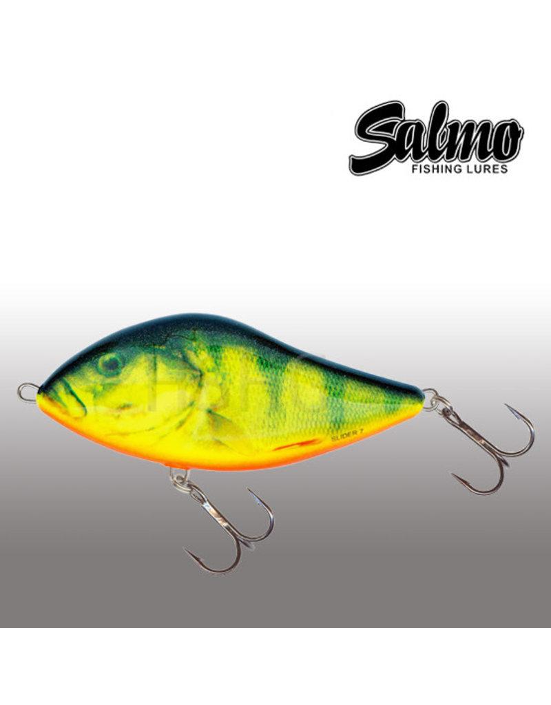 Salmo Salmo Slider 7cm Sinking Real Hot Perch