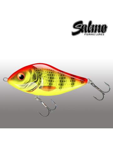 Salmo Salmo Slider 7cm Sinking Bright Perch