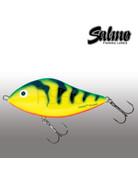 Salmo Salmo Slider 7cm Floating Green Tiger