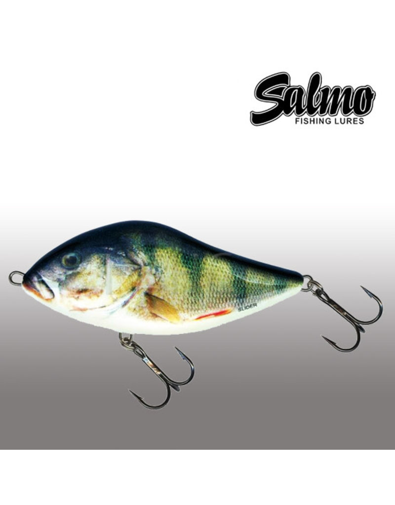 Salmo Salmo Slider 7cm Floating Real Perch