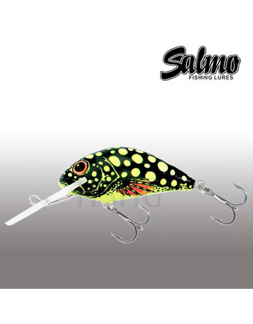 Salmo Salmo Hornet 5cm Floating Beetle