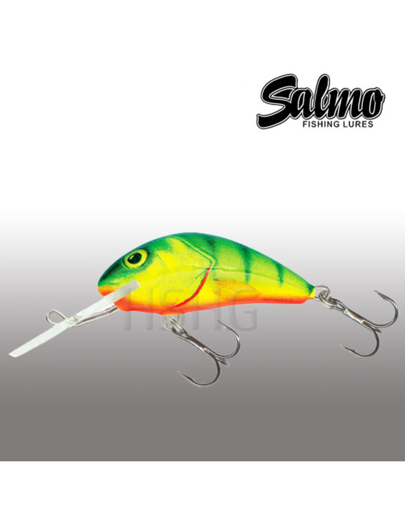 Salmo Salmo Hornet 5cm Floating Hot Perch