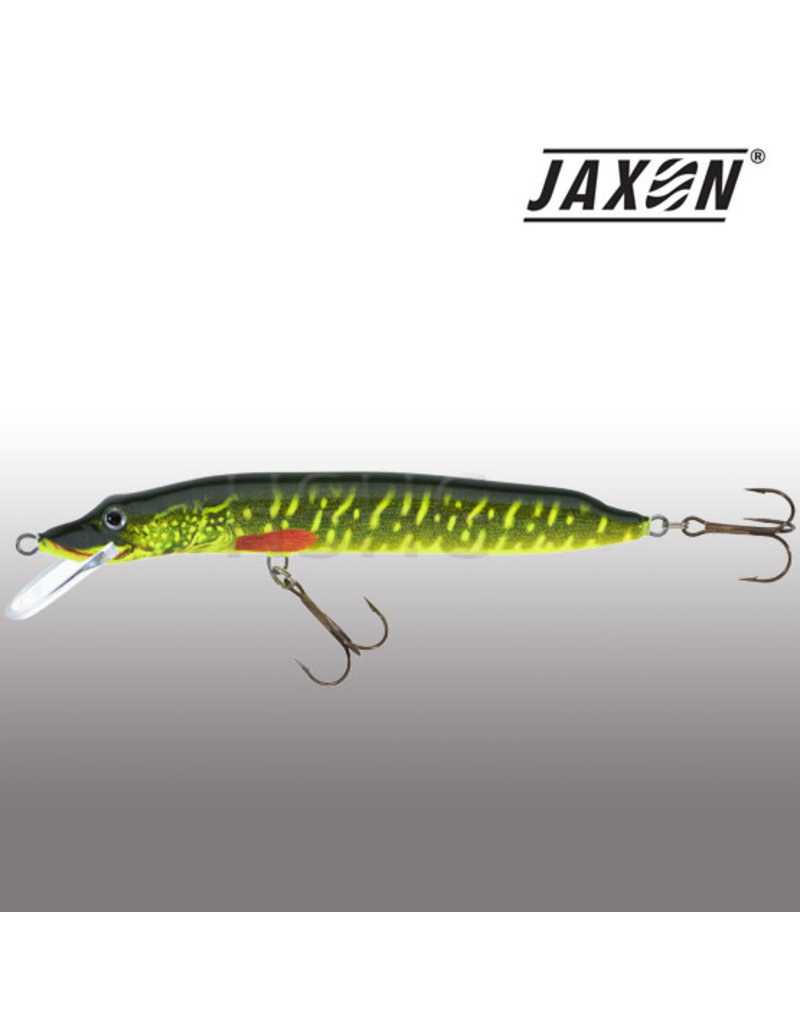 Jaxon Jaxon Holo Select Pike Green  10cm  9gram