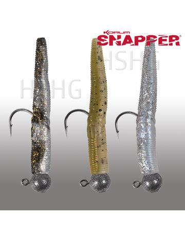 Preston innovations Korum Snapper Buoyant Squirmz Natural 5cm