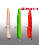 Preston Korum Snapper Buoyant Squirmz Fluoro 7.5cm