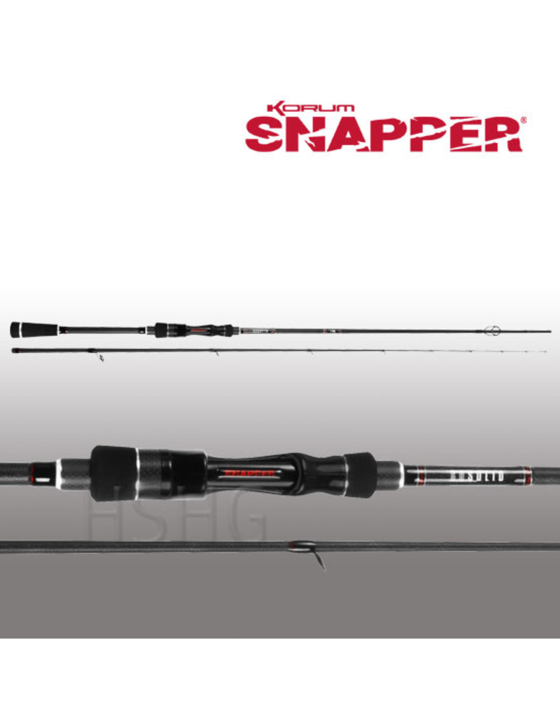 Korum Snapper Korum Snapper So Solid 2.13m 3-15gram