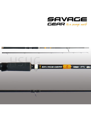 Savage Gear Savage Gear MPP2 spinhengel 198cm 7-23gram