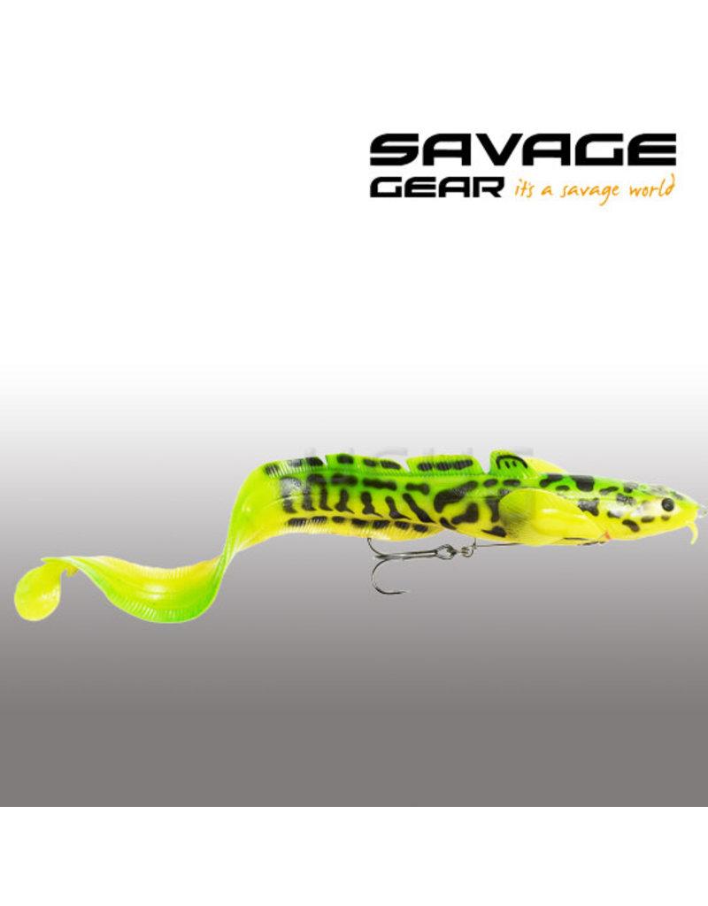 Savage Gear Savage Gear 3D Burbot 25cm 70gram SS Firetiger