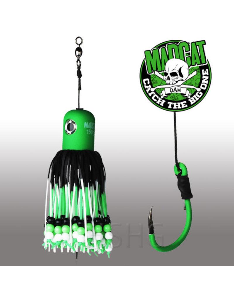 Madcat Madcat Adjustable Clonk Teaser 100gram Green
