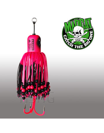 Madcat Madcat A-Static Clonk Teaser 150gram Fluo Pink UV