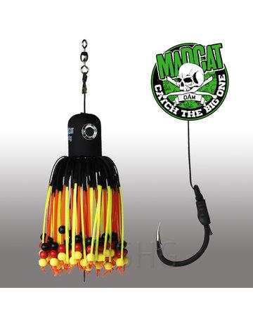 Madcat Madcat Adjustable Clonk Teaser 150gram black