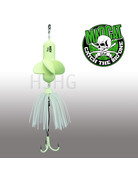 Madcat Madcat Propeller Teaser 150gram Glow in the dark