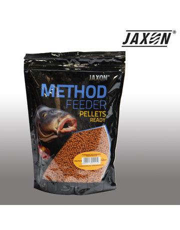 Jaxon Jaxon Method Feeder Pellets Ready Orange Chocolate 2mm