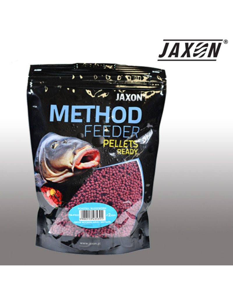Jaxon Jaxon Method Feeder Pellets Ready Bloodworm 2mm