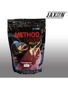 Jaxon Jaxon Method Feeder Pellets  Red Halibut 4mm