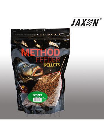 Jaxon Jaxon Method Feeder Pellets  Scopex 4mm