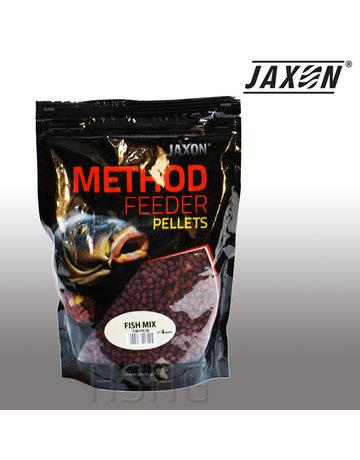 Jaxon Jaxon Method Feeder Pellets  Fish Mix 4mm