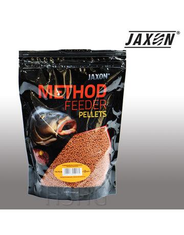 Jaxon Jaxon Method Feeder Pellets  Orange-Chocolate 2mm