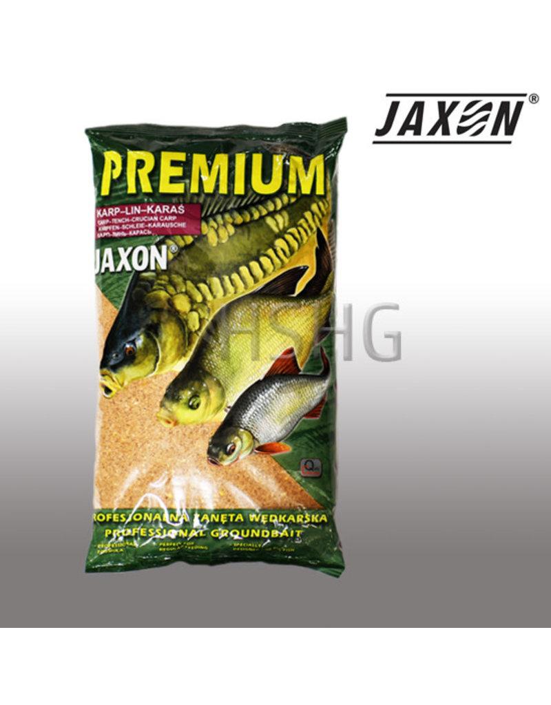 Jaxon Jaxon Premium Karper Zeelt-Kroeskarper  Lokvoer 1kg