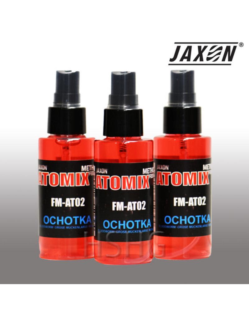 Jaxon Bloodworm Flavour Spray 50gram Jaxon