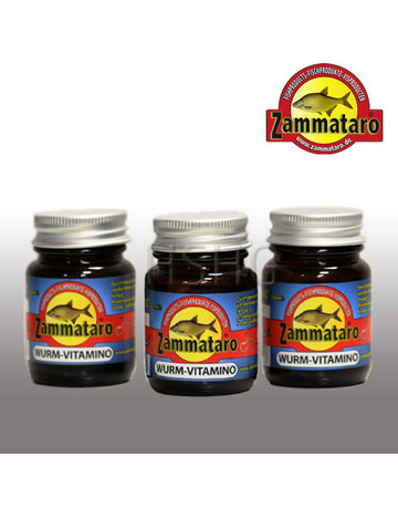 Zammataro Zammataro Worm Vitamo Dompel 20ml