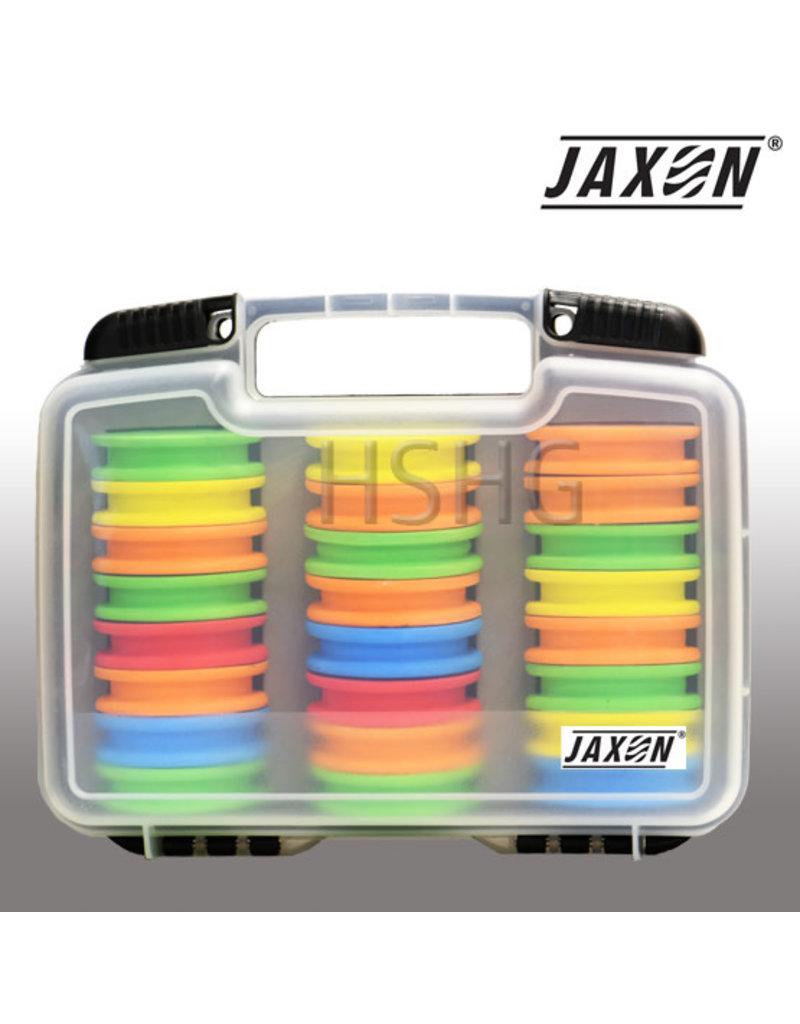 Jaxon Jaxon Rig Box XL voor veilig u onderlijnen in op te bergen.
