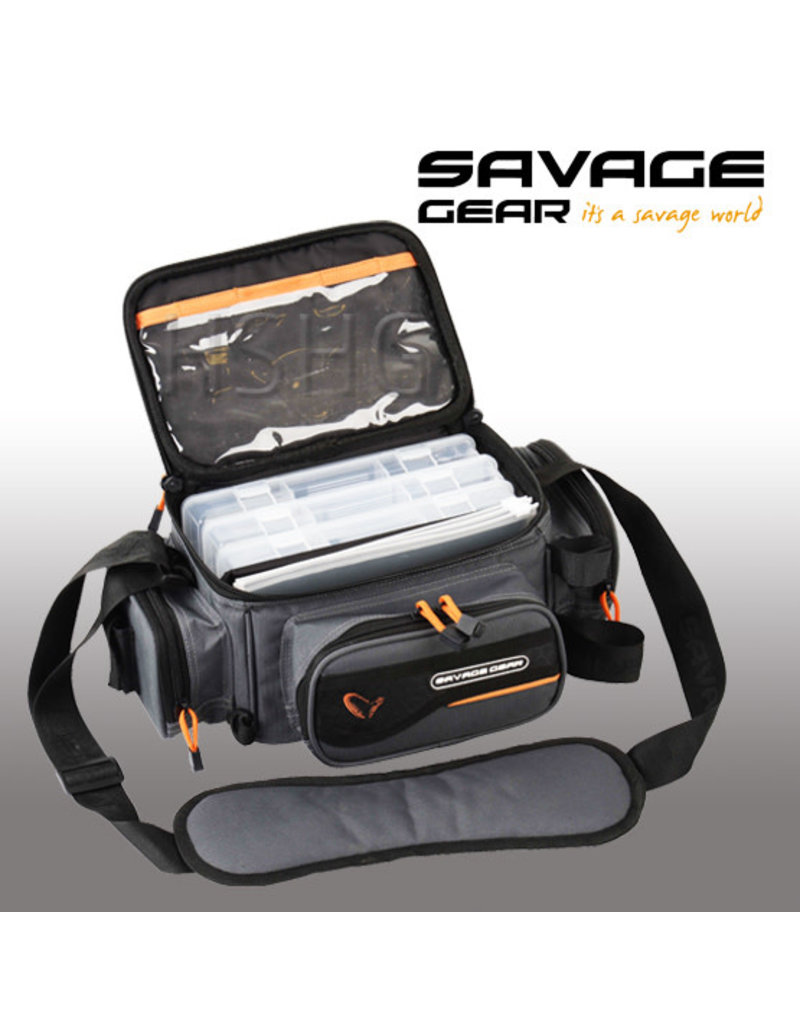 Savage Gear Savage Gear System Bag S 3Boxen