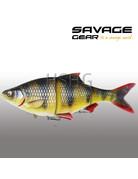 Savage Gear Savage Gear 4D Line Thru Roach MS Perch18cm 86gram