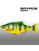 Savage Gear Savage Gear 4D Line Thru Roach MS FireTiger18cm 86gram